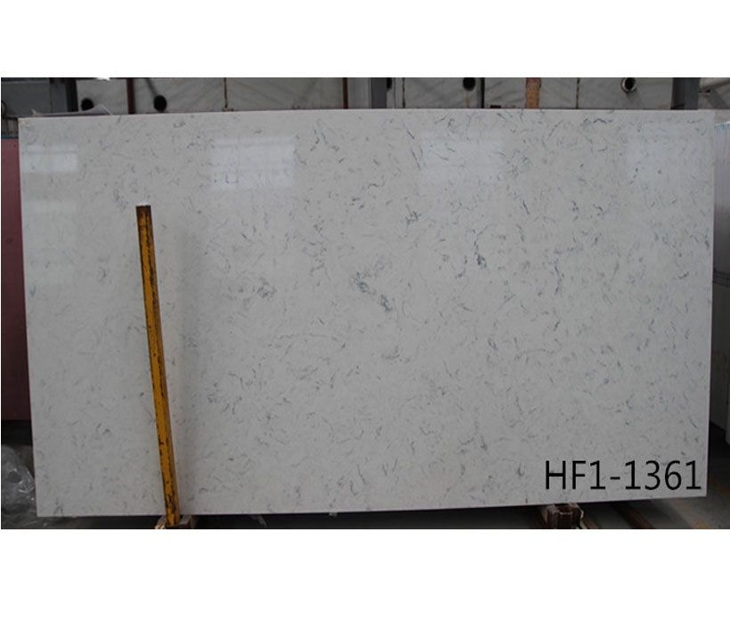 Factory Carrara White Quartz With An Understated Elegance