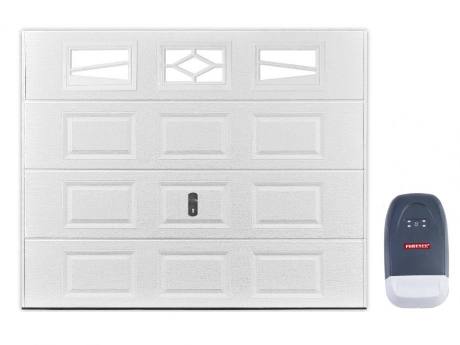 Pack porte de garage aslan moteur impact ii vente unique - Moteur porte de garage pas cher ...