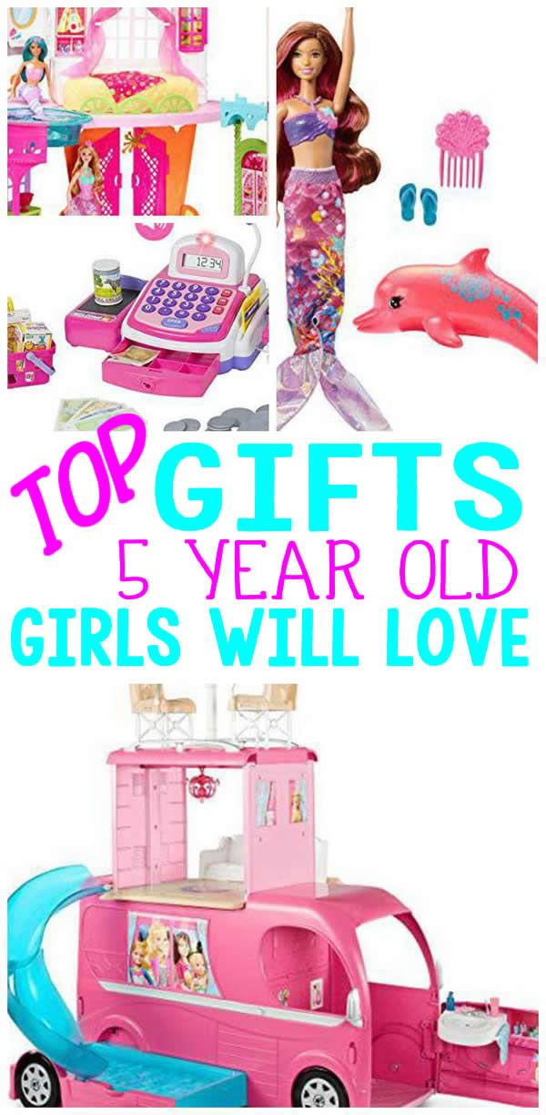 Best Gifts 5 Year Old Girls Will Love Kids Teens Party