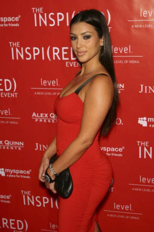 Kim Kardashian Young Bing Images Kim Before Plastic