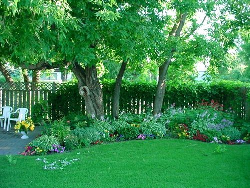 Landscape Design Ideas Zone 5 Shade