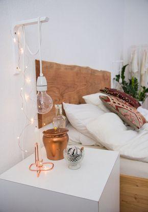 Ispirazioni divertenti e creative per una testiera del letto diversa ...