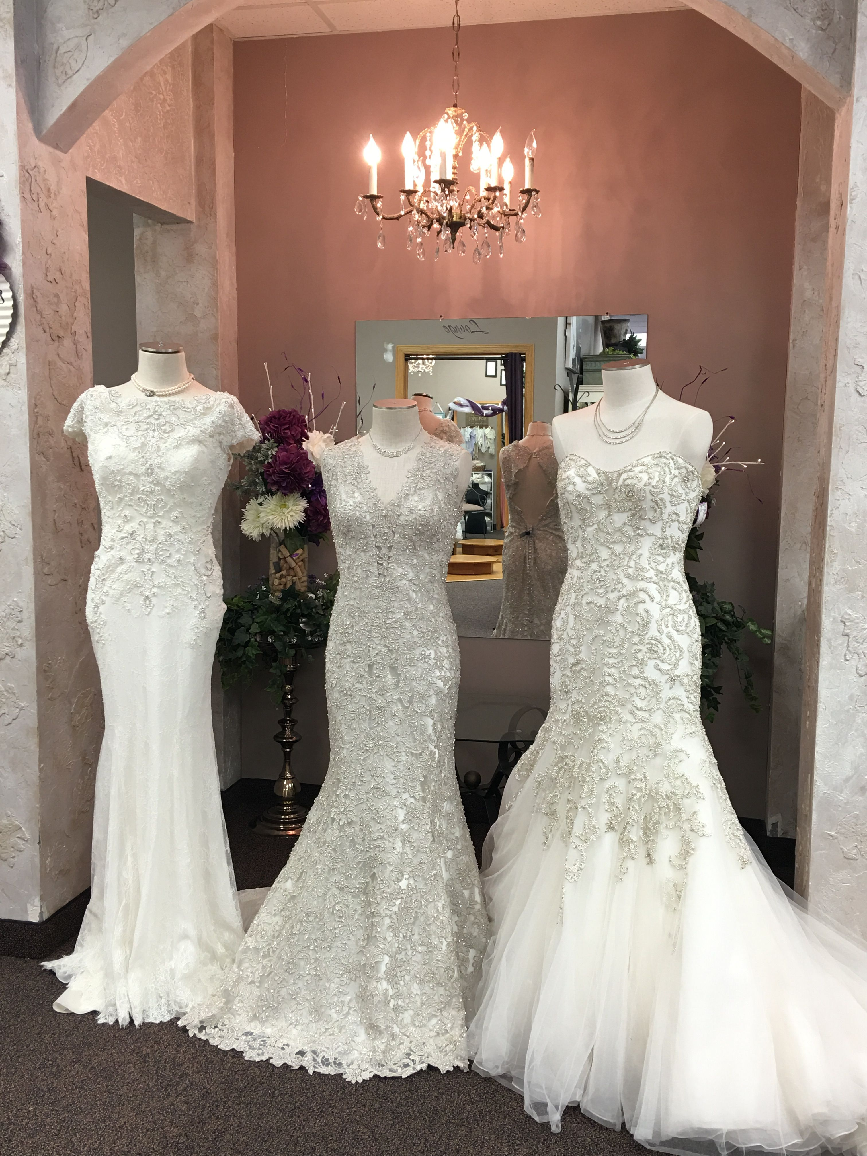 Wedding dresses used  Pin by Bridal Aisle Boutique Off the Rack u Consignment on Wedding