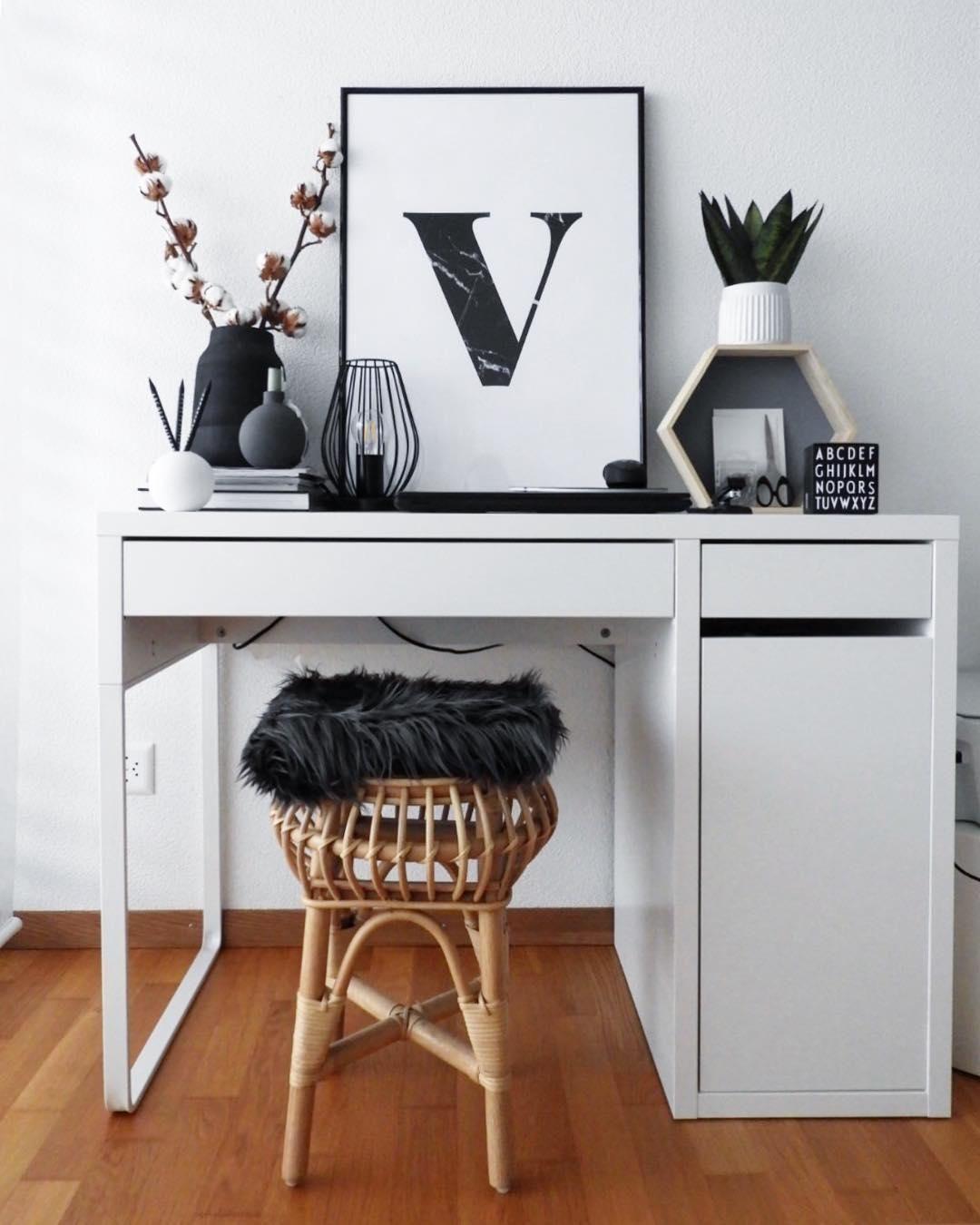 Schaffell Sitzauflage Cuddly Haus Deko Home Office Rattan Hocker