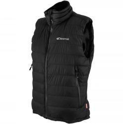 Carinthia Downy Light Vest L black, Farbe: Schwarz, Größe: L Carinthia
