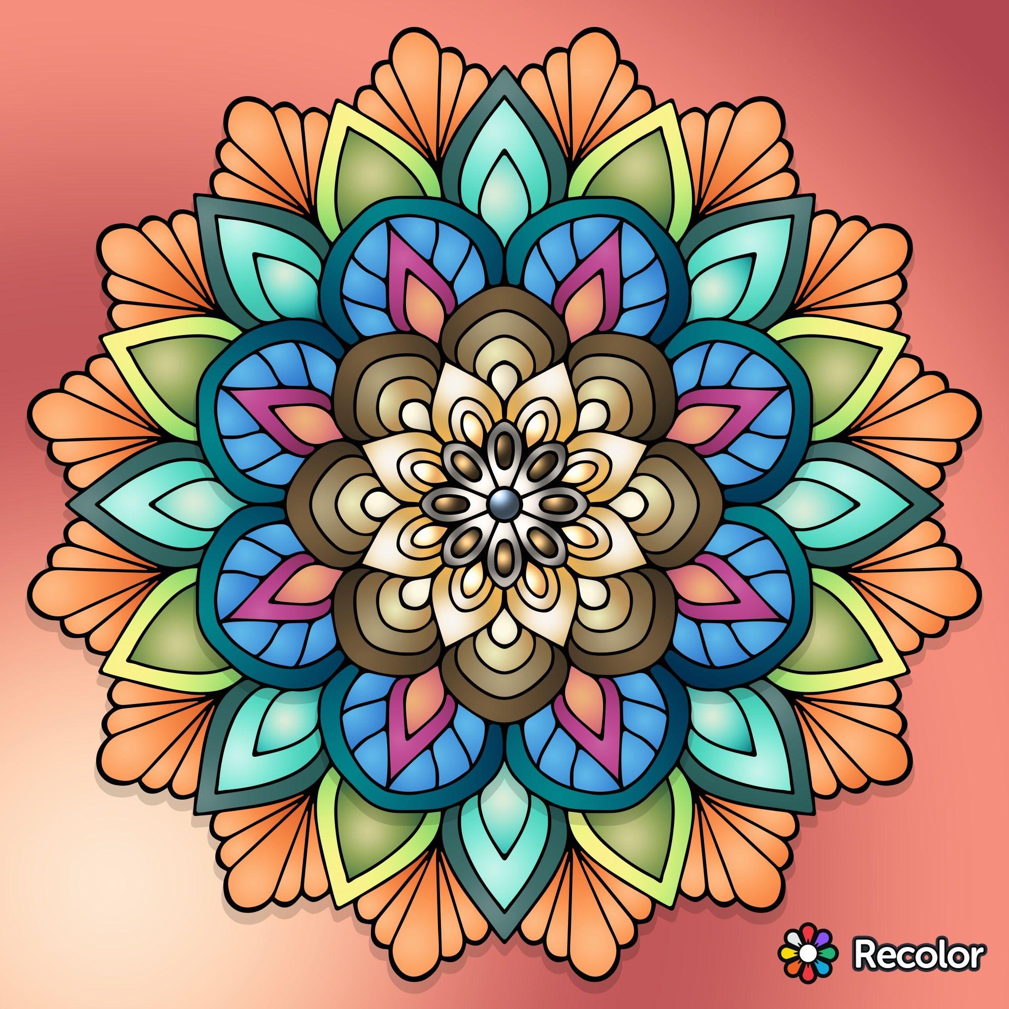 Mandalas Mandala Coloring Mandala Design Mandala