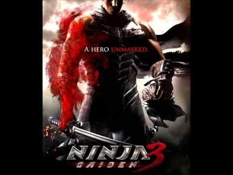 Ninja Gaiden 3 A Hero Unmasked Ninja Ninja Gaiden Ninja Art