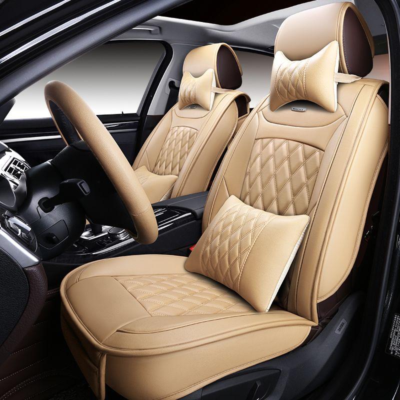 car seat covers for KI K2 K3 K4 K5 Kia Cerato Sportage Optima Maxima sorento carnival rio ceed soul car accessories car styling