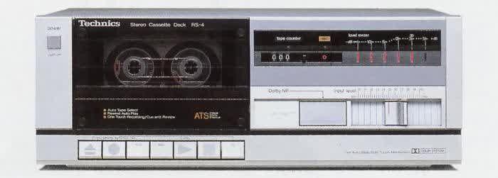 Technics RS-4 (1983)