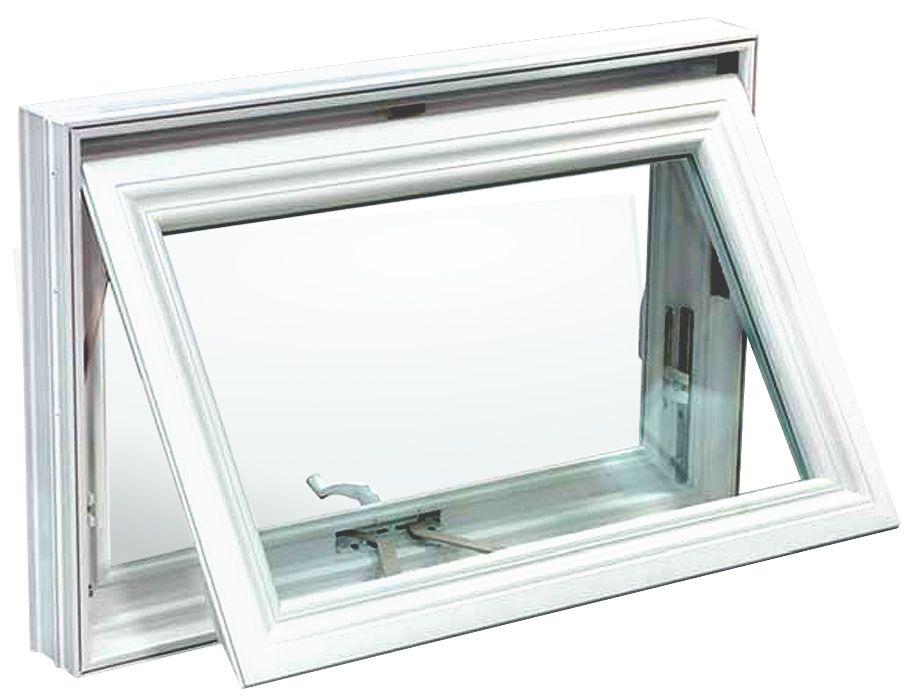 screen window windows x awning w block single vinyl frame image white
