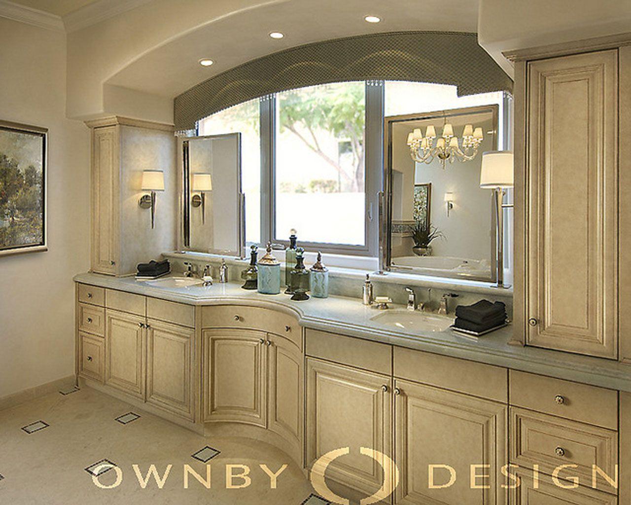 Ownby Design: Scottsdale, AZ #interiordesign   Bathroom ...