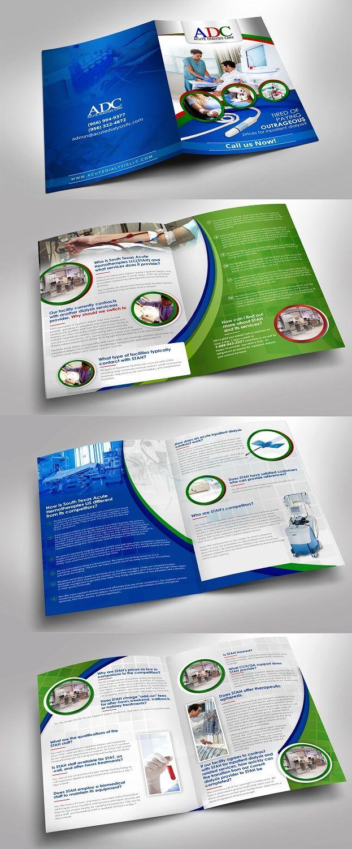 48 Professional Brochure Designs Health Care Brochure