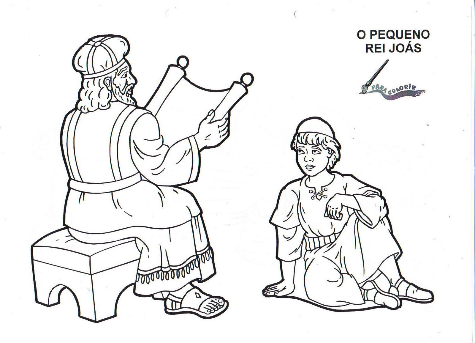 figura do rei joas - Pesquisa Google