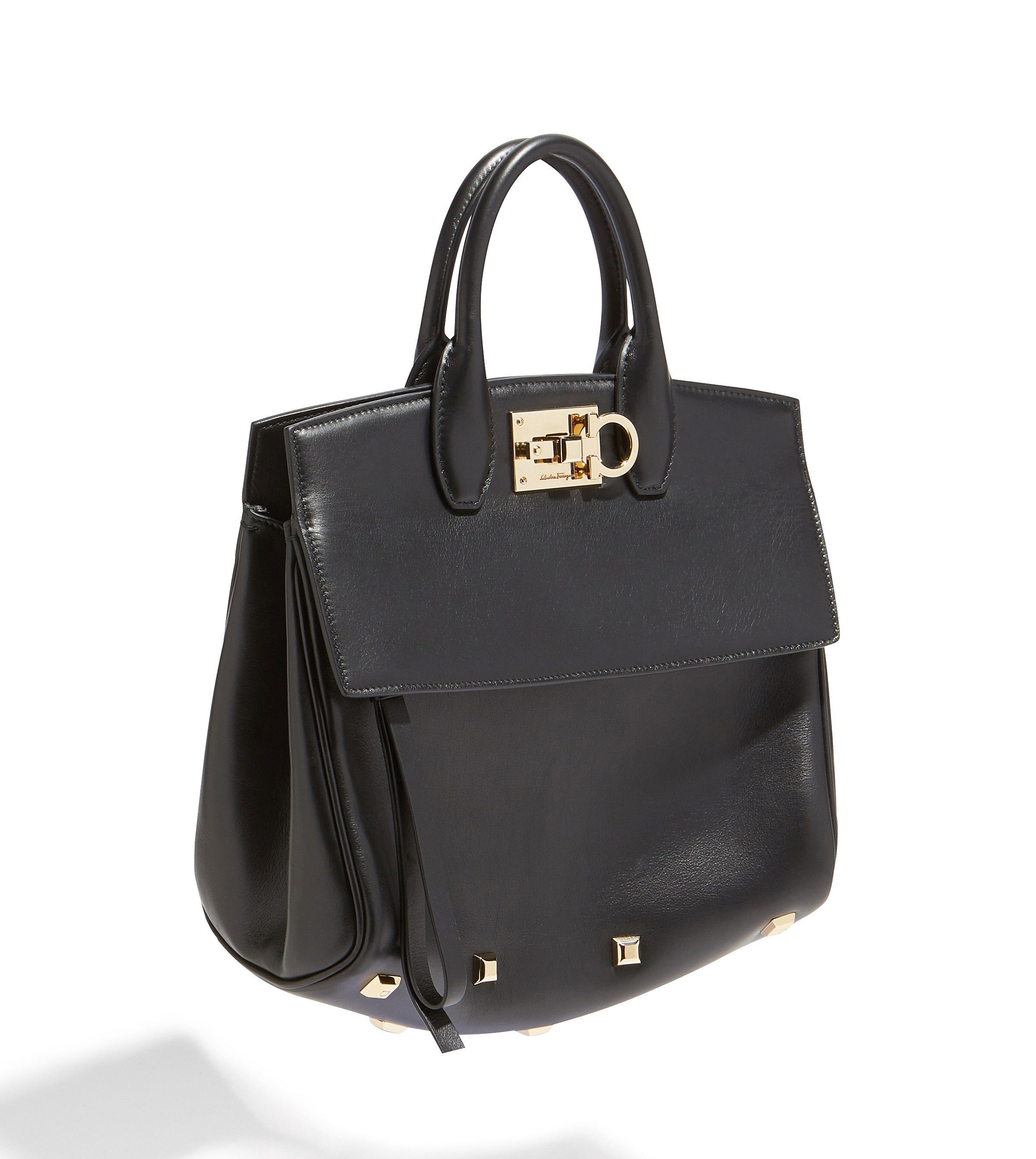 Salvatore Ferragamo Studio Bag Black | Bolsos
