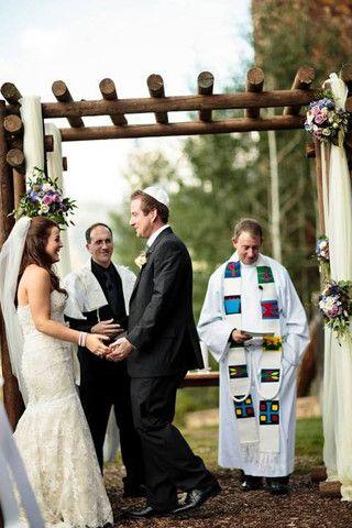 From Orthodox Yeshiva In Jerusalem To Officiating Interfaith Weddings In Texas An Interview With Rabbi Gruber Advah Designs Interfaith Wedding Interfaith Yeshiva