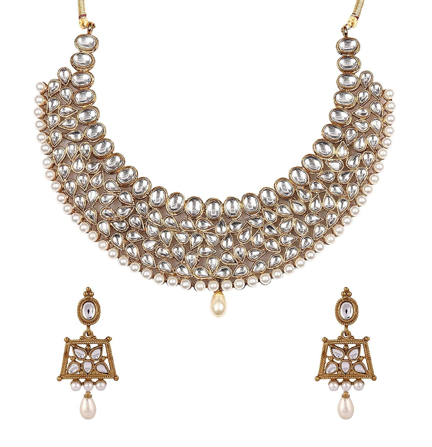 c0c25565a7a97 Zaveri Pearls Jewellery Set for Women-India | Advertisers | Pearl ...