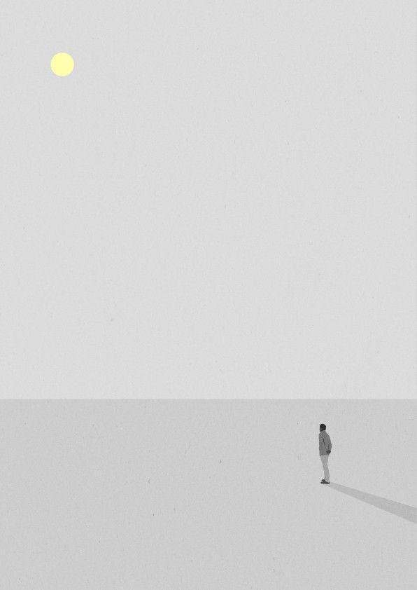 밤하늘 - 일러스트레이션, 디지털 아트