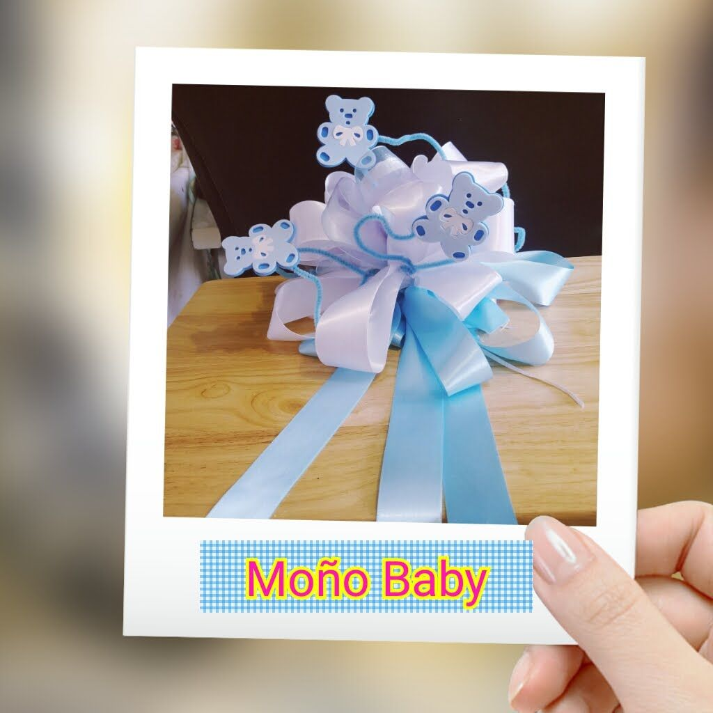 Diy Como Hacer Mono De Baby Shower Mono Para Baby Shower Como