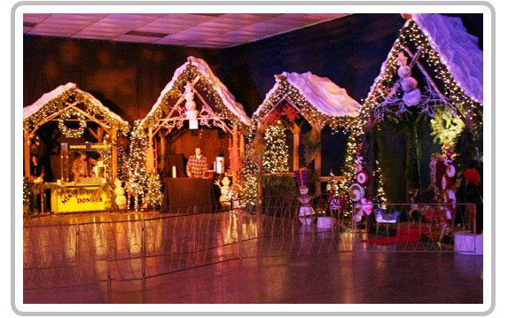 Christmas Dance Decoration Ideas Christmas Theme Party