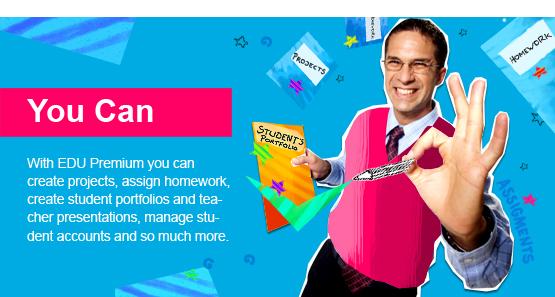 online poster maker for students