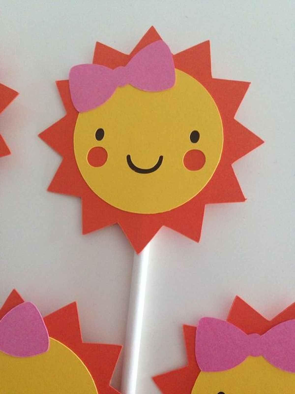 50 Awesome Spring Crafts For Kids Ideas 5 Kerajinan Tangan