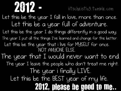 The Best Year Of My Life Change Is Good Let It Be Wise Words
