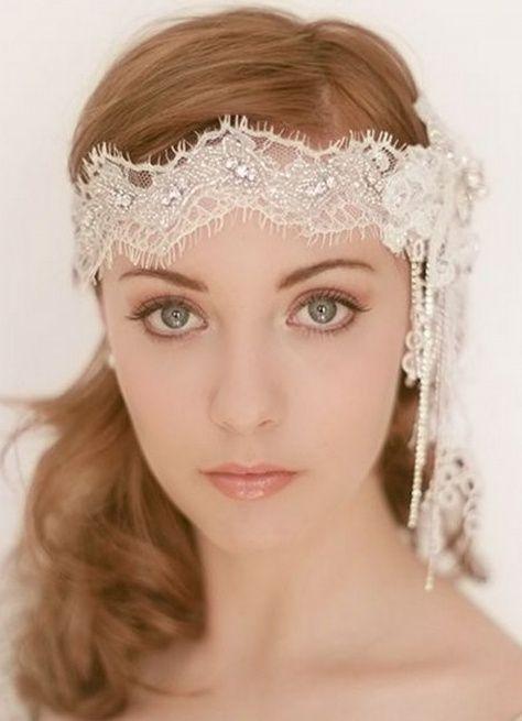 site réputé b9fcb 02351 Accessoires cheveux années 20 | I'd Marry That | Coiffe de ...