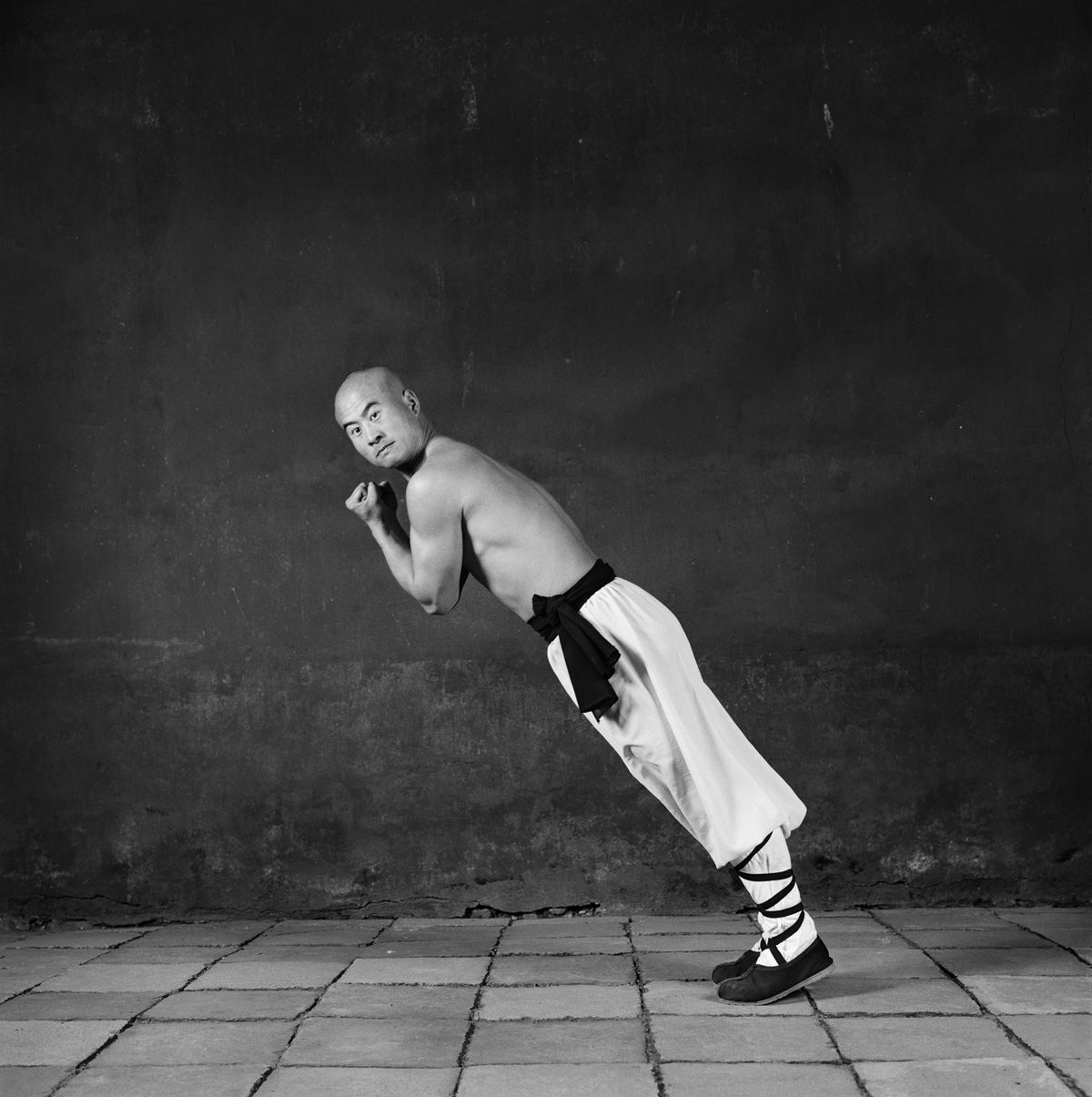 jeanlohshanglu:  After Isabel released the shutter the monk would be on the floor striking an invisible adversary with his elbows and knucle...
