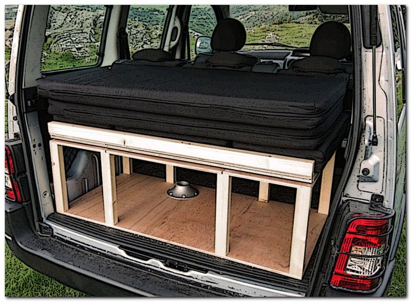 70 Awesome Camper Van Conversion Ideas