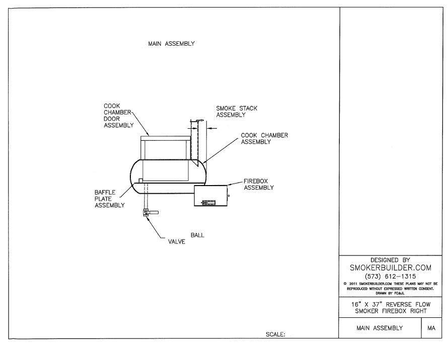 Bbq Smoker Diagrams – Wonderful Image Gallery