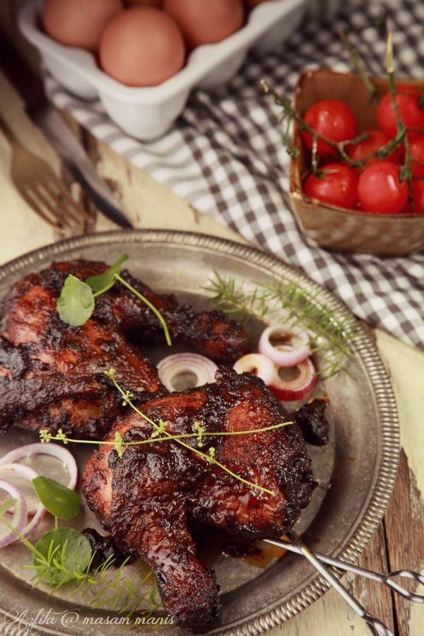 Ayam Masak Kicap Berempah Malay Food Food Savoury Food