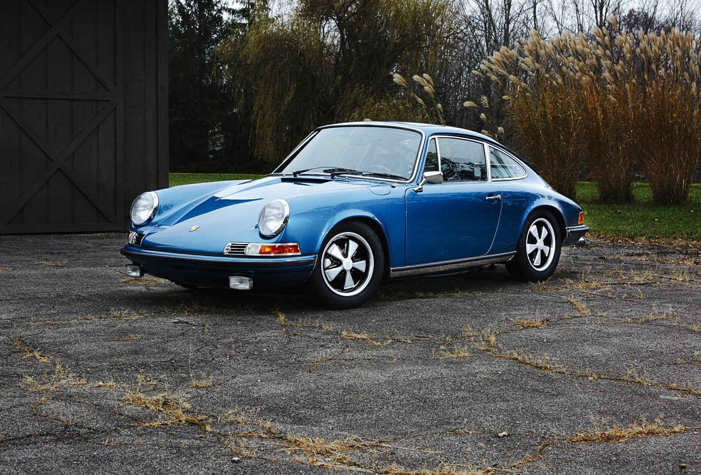 Classic Cars For Sale On eBay Motors, The Best From Porsche, Pontiac ...