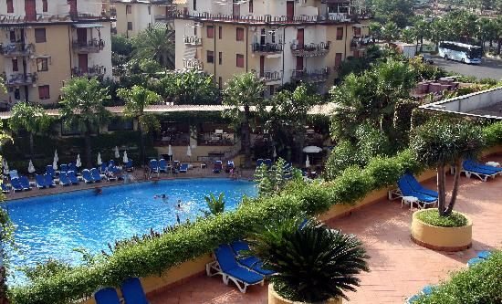 Taormina Riviera Caesar Palace At Giardini Naxos Hotel Sicily