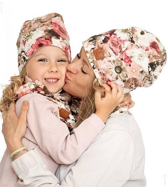 Damska Czapka I Komin Komplet Anna Ii Mlodziezowy Rozm 56 58 Cm Czapki Damskie Sklep Kocham Czapki Baby Face Face Baby
