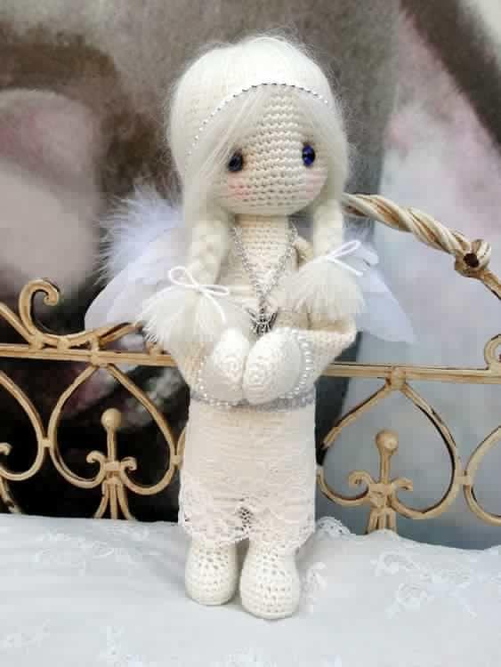 Little Liesign Lalylala engel | dolls | Pinterest | Muñecas, Muñeca ...