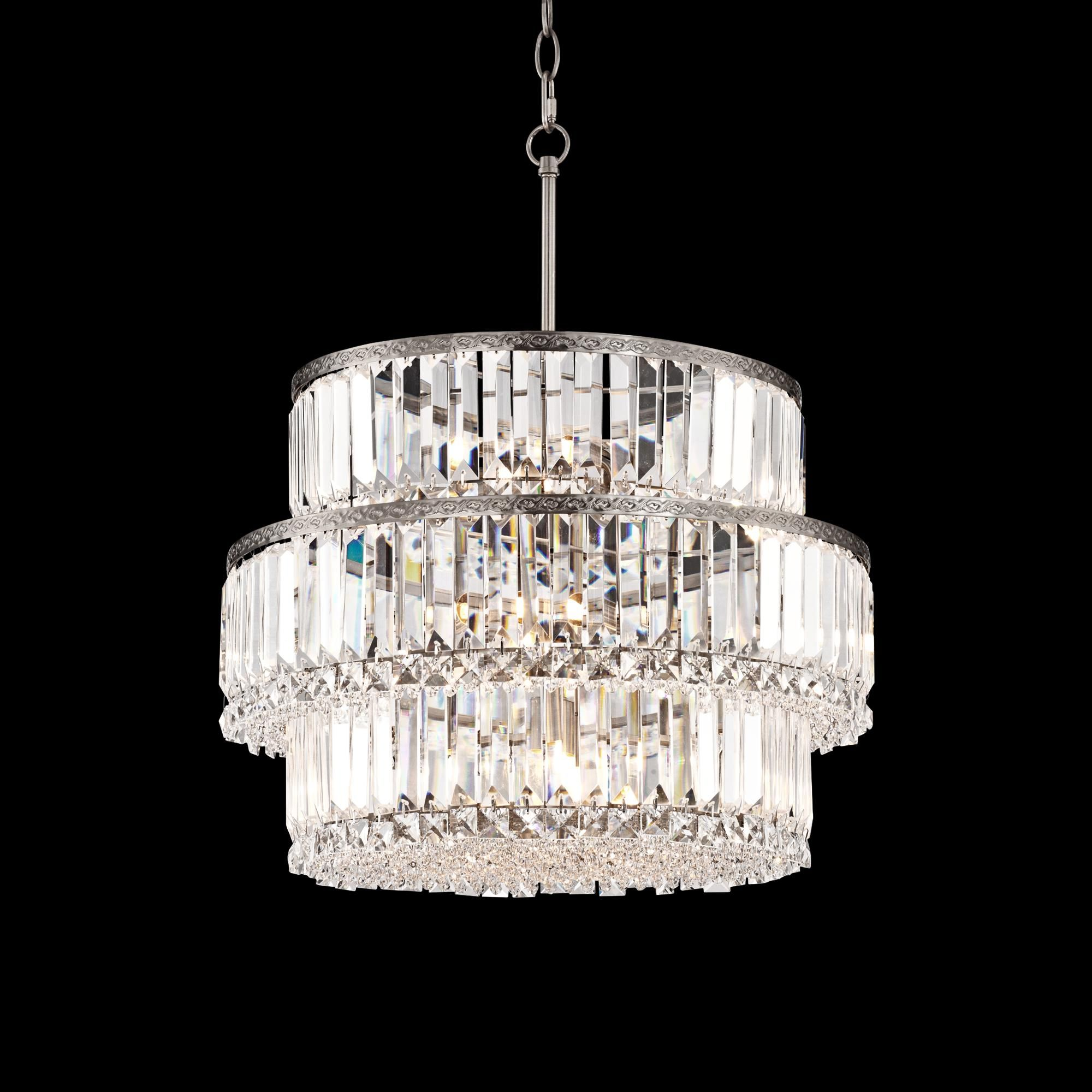 Rochelle 20 12 wide halogen light crystal chandelier bathroom magnificence 20 12 wide halogen light crystal chandelier 1d964 lamps plus arubaitofo Image collections