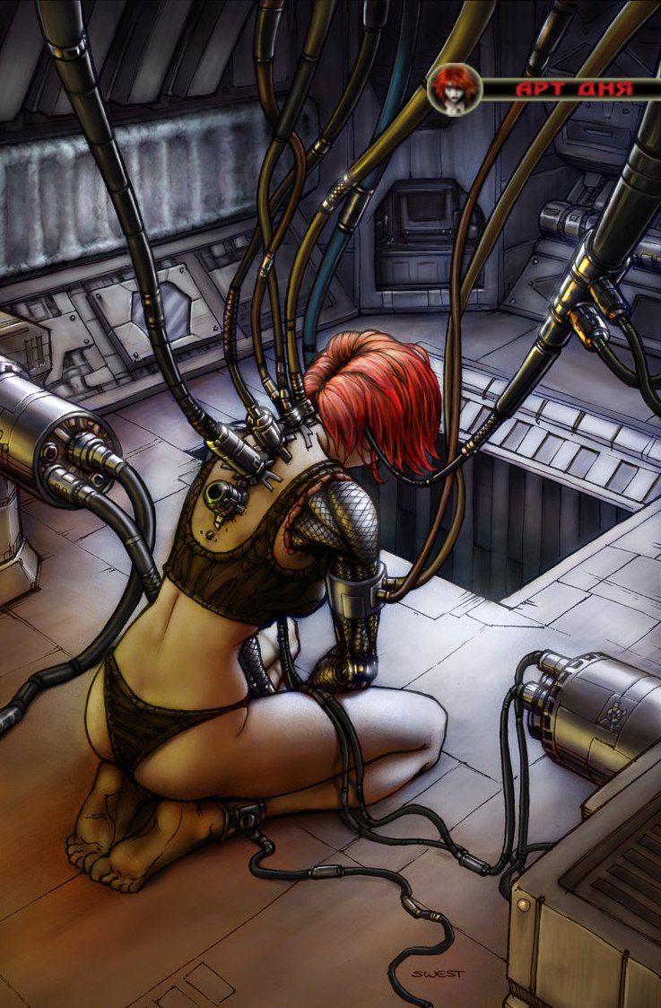 Pin de Michael Neff em Science fiction rpg Personagem