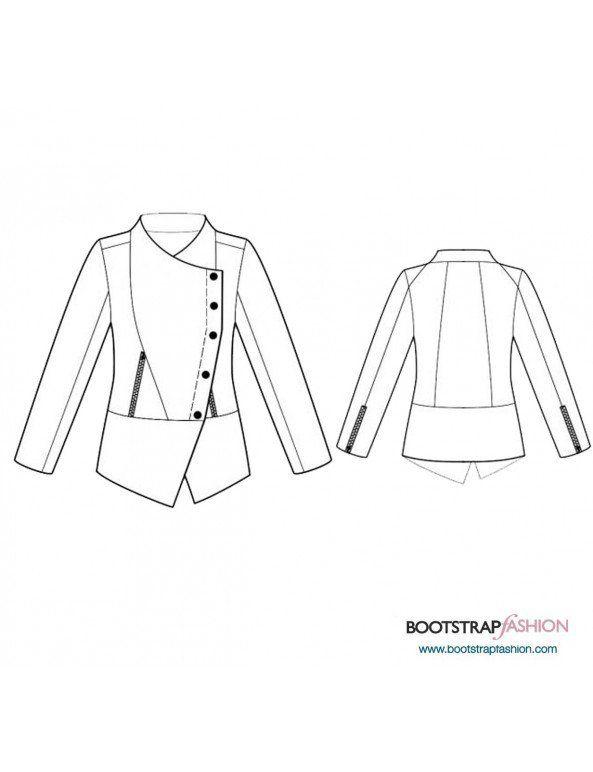 Bootstrapfashion Com Designer Sewing Patterns Free Trend