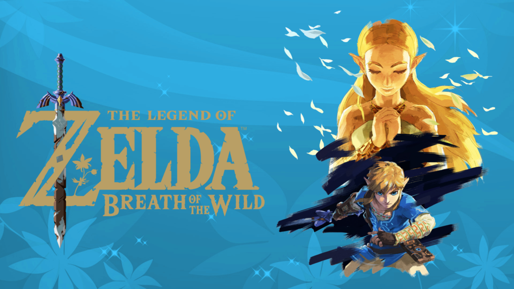 The Legend Of Zelda Breath Of The Wild Wallpaper By Azure Dragon