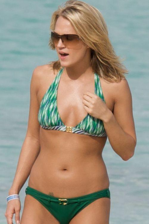 Bikini comes off model walk video marriage', which