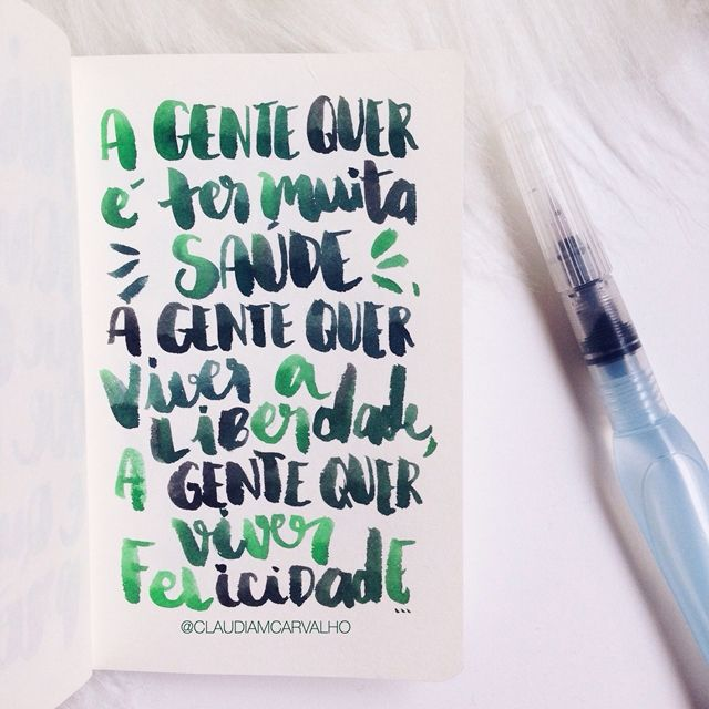 Fabuloso frase musica do gonzaguinha: dia nacional da saúde | Frases AMOR  LE82