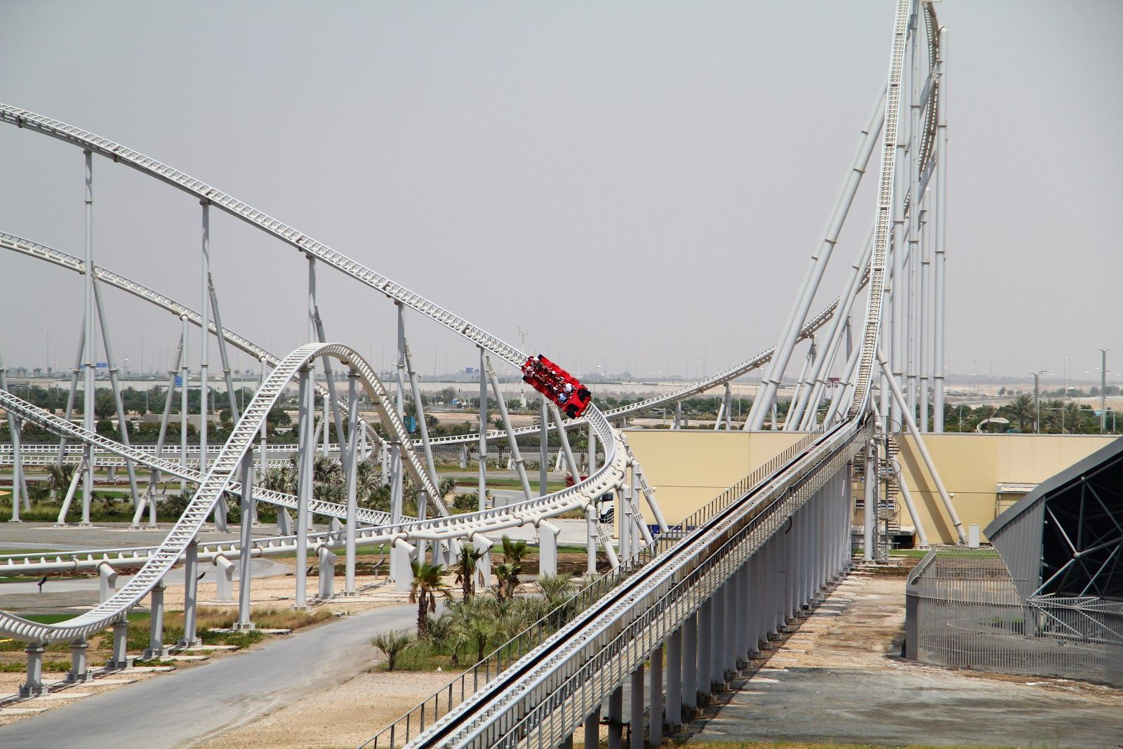 world's fastest roller coaster - HD 1600×1067