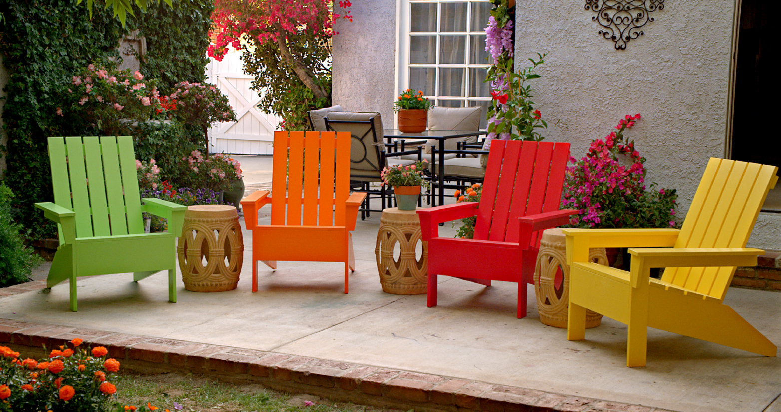 fun garden sillas para jardin sillas
