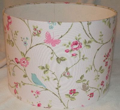 Use clarke and clarke birdtrail fabric to cover a lampshade fabric use clarke and clarke birdtrail fabric to cover a lampshade fabric available at aloadofball Choice Image