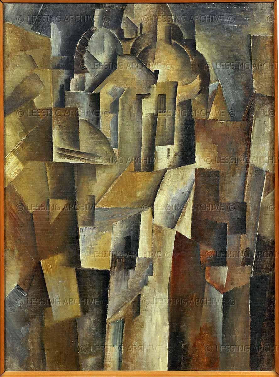 Cubism- Movement Under Modernism Cubism