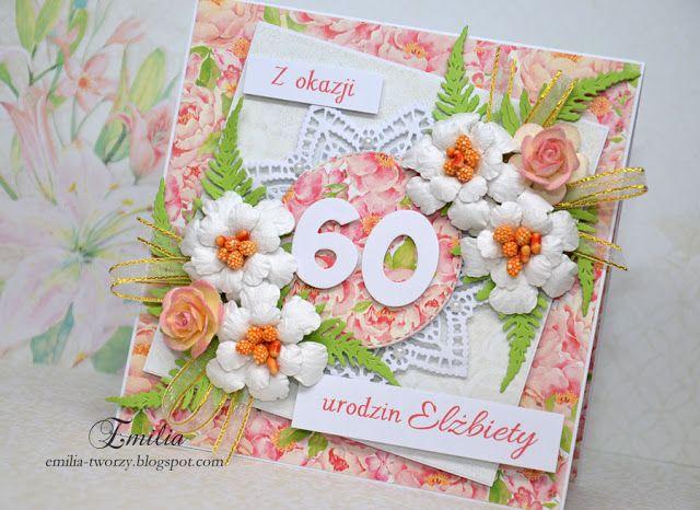 Pin On Kartki Urodzinowe Birthday Cards