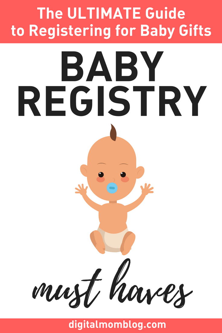 Baby Registry Must Haves Pinterest Baby Registry Babies And