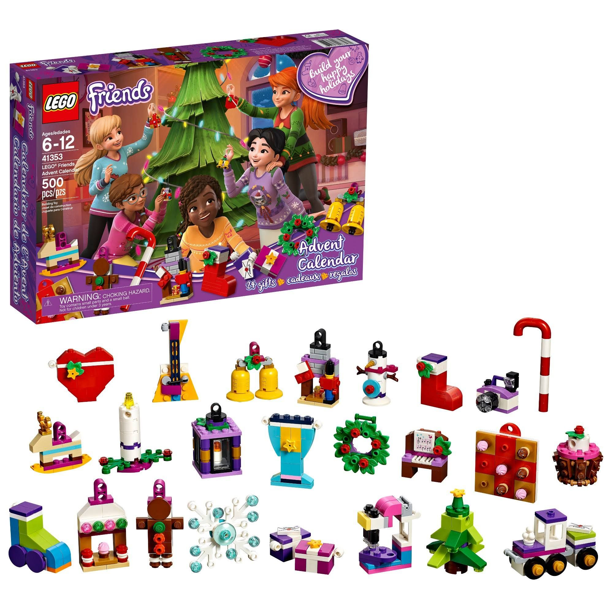 Lego Friends 2018 Advent Calendar Google Search In 2020 Kids Calendar Christmas Countdown Calendar Lego Friends