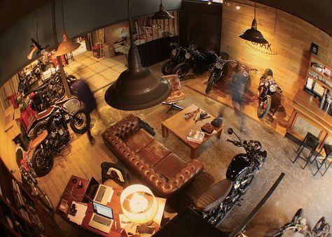 soir e v nement atelier moto lyon bar de 2019. Black Bedroom Furniture Sets. Home Design Ideas