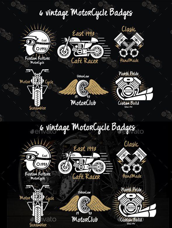 Pin by Phước Seiko on Tattoo   Motorcycle logo, Garage logo